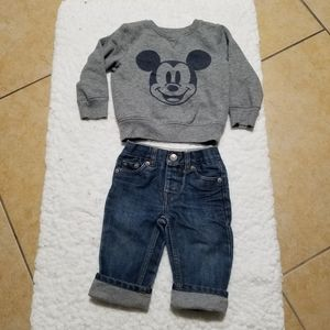 Bundle Baby Boy Outfit